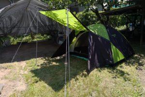 格安テントからレベルアップ!コールマンツーリングドームLX購入!ソロキャンならこれ1つで快適キャンプでしょ!